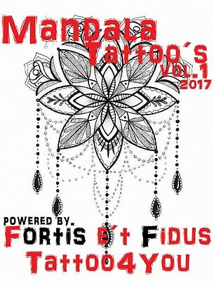 Tattoovorlagen Mandala/Maori Flashbook mix Cd  Dvd Top NEU Flash Buch + Bonus %