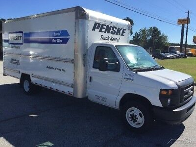 Penske Used Trucks - unit # 9171142 - 2015 Ford E350