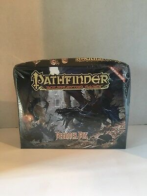 Pathfinder Role Playing Game Beginner Box Sealed 2nd Edition
