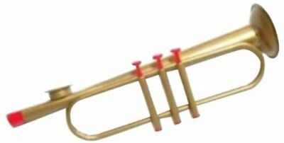 The Kazoo Company 202 Metal Trumpet Kazoo