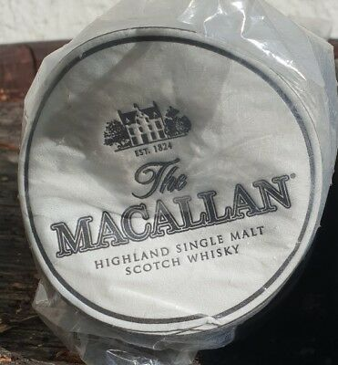 circa 150 Wiskeyunterleger The Macallan Highland Singel Malt Scotch Whisky