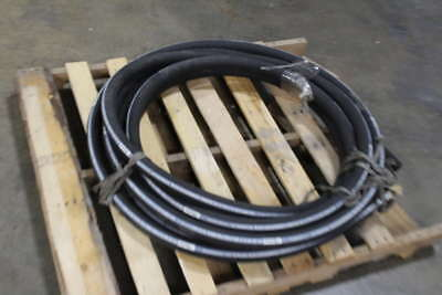 50ft Parker Hydraulic Hose , 721-20, WP21, 3000PSI, SAE100R12-20