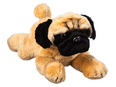 Pug Bean Bag Stuffed Animal