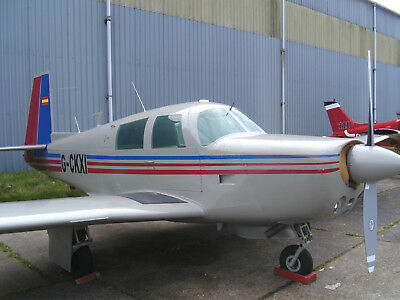 MOONEY M20E super 21 1966 CLASSIC AIRCRAFT
