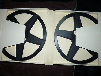 Super 8Mm Film Spools 2 X 800Ft In Grasso Cine Book