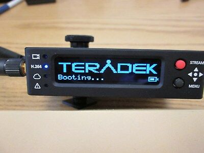 Teradek Cube 255 Encoder- No charger No accessories