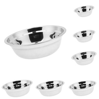 Stainless Steel Mixing Bowls Cereal/Salad/Soup/Rice Bowl Dishwasher Safe