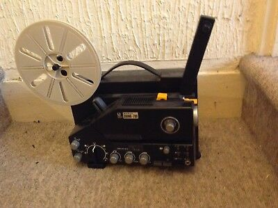 Super 8mm Projector Sankyo 700 Tested.