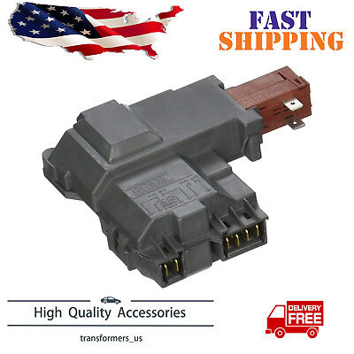 131763202 Washer Door Lock Switch Assembly for Frigidaire, Electrolux 131763256