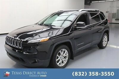 Jeep Cherokee Latitude Texas Direct Auto 2014 Latitude Used 2.4L I4 16V Automatic FWD SUV
