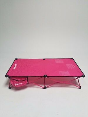 Joovy Toddler Foocot in Pink; Box Opened