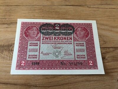 Czechoslovakia 2 Kronen In Gem UNC Condition Stunning And Rare
