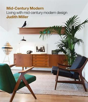 Mid-Century Modern REFERENCE w Furniture Art Glass Pottery Design Elements &More