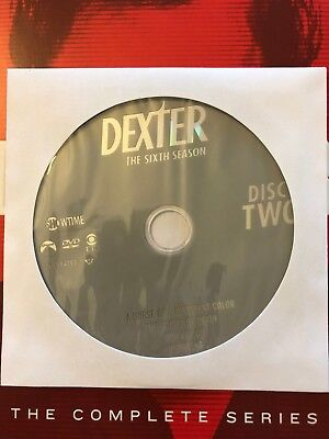 Dexter - Season 6, Disc 2 REPLACEMENT DISC (not full season)