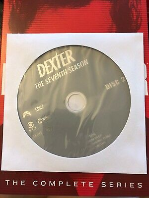 Dexter - Season 7, Disc 2 REPLACEMENT DISC (not full season)