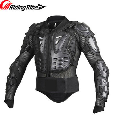 Riding Tribe Motorcycle Body Armor Motocross Jacket Chest Protective Moto Armour