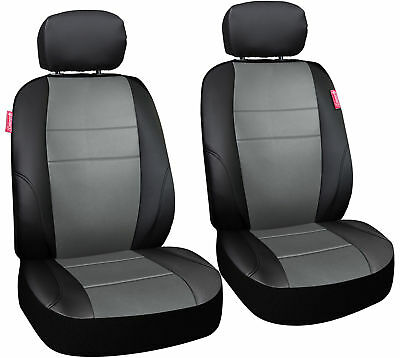 Coleman Car Front Seat Cover 2pc Waterproof Heavy Duty Semi-Custom Fit