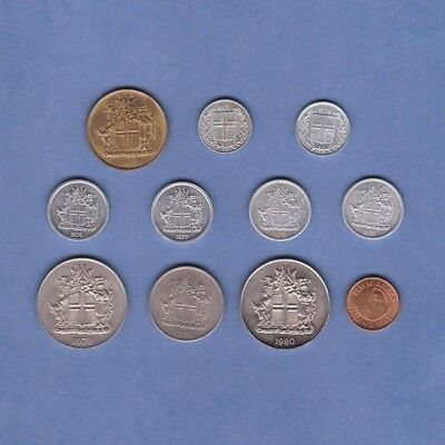 Iceland - Coin Collection Lot # Z-24 - World/Foreign/Europe