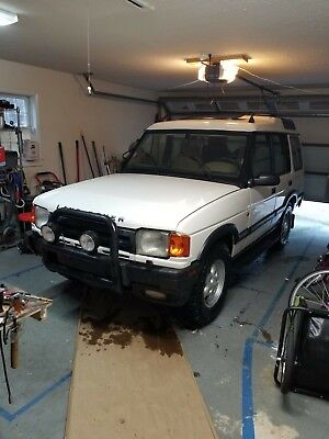 1996 Land Rover Discovery SE7 1996 Discovery 1 SE7
