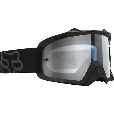 Fox - Air Defence Race Black Goggle