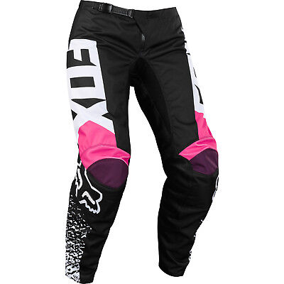 Fox - 180 Black/Pink Kids Girl Pants - 5