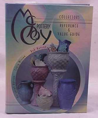 McCoy Pottery Collector's Reference & Value Guide Book