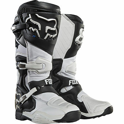 Fox - Comp 8 White Men Boots - 10