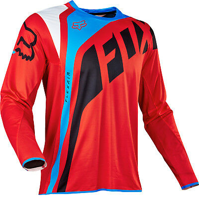 Fox - Flexair Seca Red Jersey - Large