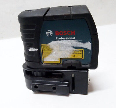 Bosch GPL 3  -3 Point Self Leveling Laser Level 07/L264072C