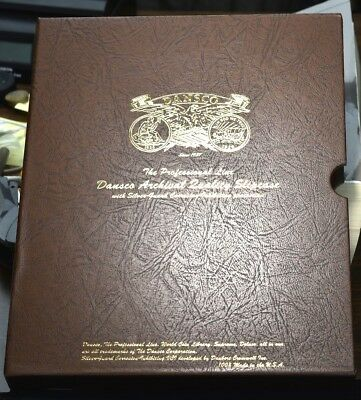 Dansco Coin Album # 8147 For National Park Quarters W// Proofs From 2016-2021