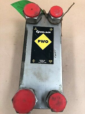 Oiltech Pwo  Heat Exchanger Refurbished
