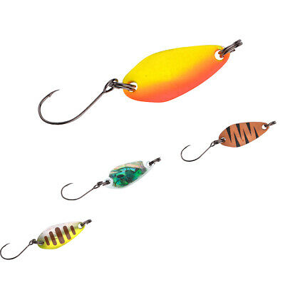 Berkley Area Game Spoon Chisai 2,8g Forellenangeln UL Trout Blinker 13 Farben