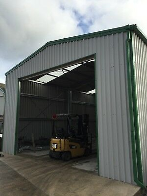 *BRAND NEW* Steel Building 6x8x2.4 ideal for garage or small storage shed.