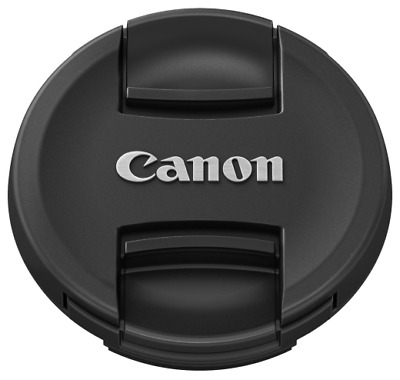 Canon Genuine 58mm New Pinch Style Lens Cap E-58II