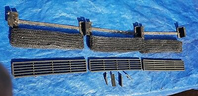 Range rover classic 2 door Decker/Scuttle Air Inlet Vents complete with filters