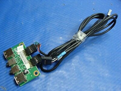 GATEWAY AIO ZX4931 Genuine 220W Power Supply D220R001L CPB09-D220R
