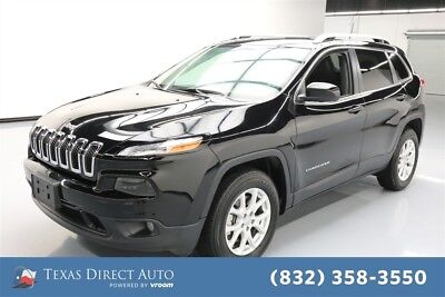 Jeep Cherokee Latitude Plus Texas Direct Auto 2018 Latitude Plus Used 2.4L I4 16V Automatic 4WD SUV