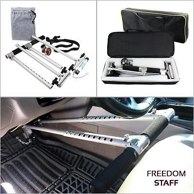 Freedom Staff 2.0 Hand Controls Disabled Driver Handicap Driver Diabetic