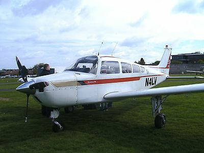 "Beech Sierra/musketeer Super R A24R.the Fast"" One"""