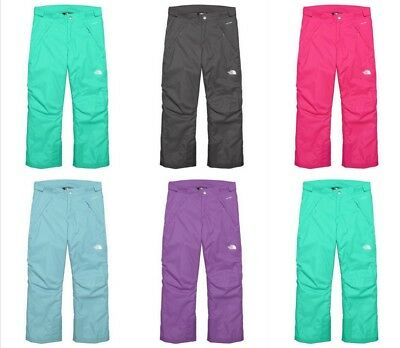 The North Face Youth Girl's Freedom Ski Winter Snow Pants