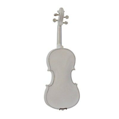 E60 Handmade 4/4 Full Size Wooden Violin Beginners Practice Musical Instrument M