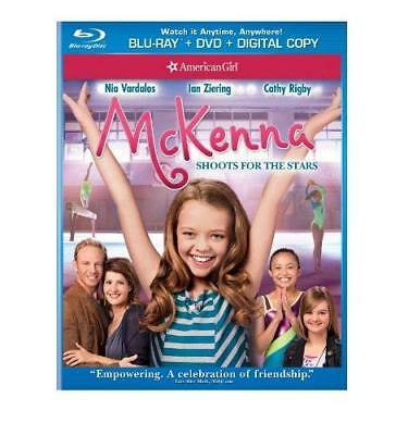 American Girl: McKenna Shoots for the Stars [Blu-ray] NEW!