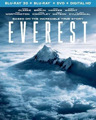 Everest [Blu-ray] NEW!