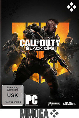 Call of Duty Black Ops 4 IIII - PC Online Key CoD15 BO4 - Battle.net Speil - EU