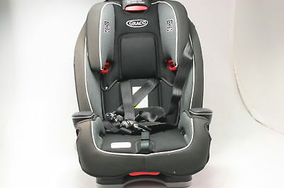 Graco Milestone All-in-1 Convertible Car Seat, Gotham One Size 20 - 65 pounds