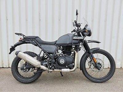 Royal Enfield Himalayan 400 ABS 2018