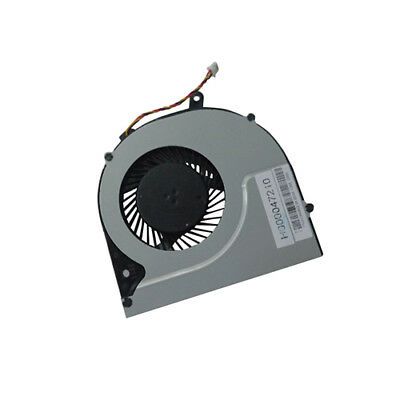 New For Toshiba C55-A C55D-A C55DT-A C55T-A 4PIN CPU Fan with Silicone grease