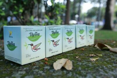 Vy&Tea natural herbal tea help weight loss, purifying the body - Tra giam can