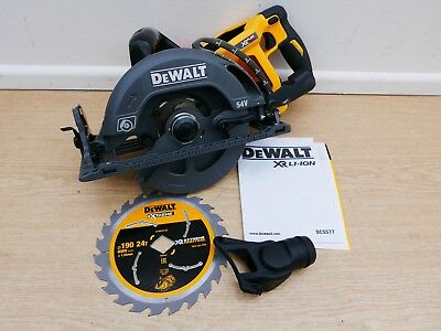 Brand New Dewalt 54V Flexvolt Dcs577 190Mm High Torque Circular Saw Bare Unit
