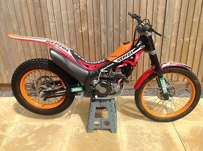 Trials Motorbike Montesa Repsol